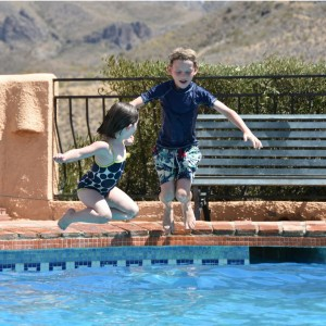 Fun in Casa Phoenix Pool